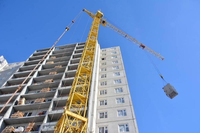 Over 5,000 apartments to be built in E Kazakhstan within Nurly Zher program