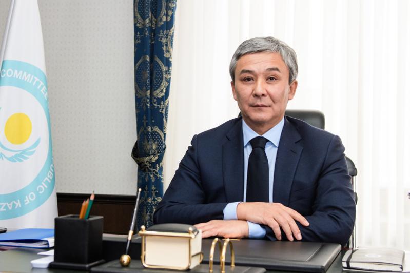Сәкен Мұсайбеков ҚР мәдениет және спорт вице-министрі болды