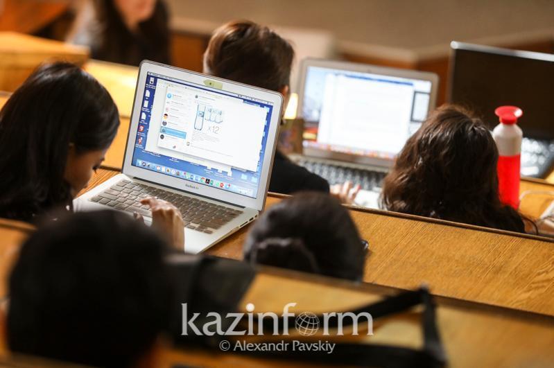 Переход к формату очного обучения в РК могут пересмотреть назаконодательном уровне