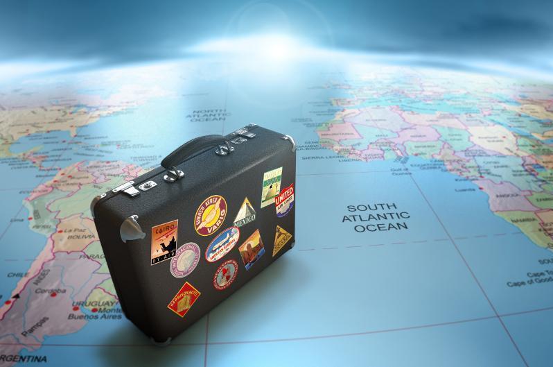 2020年一季度全球国际游客数量同比减少22%