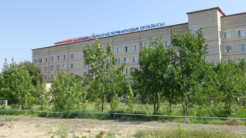 В Атырау перинатальный центр закрыли на дезинфекцию