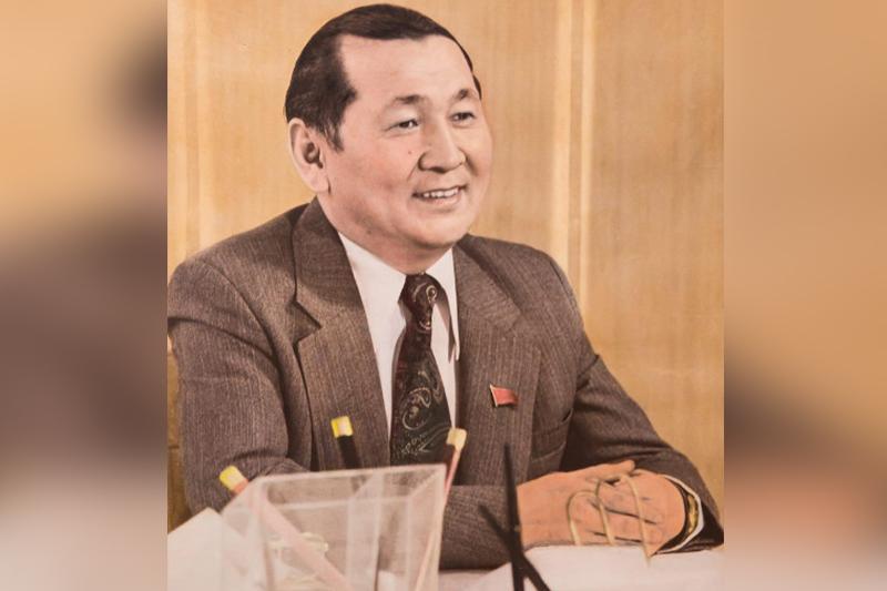 Какимжан Казыбаев - один из основателей казахстанской школы журналистики