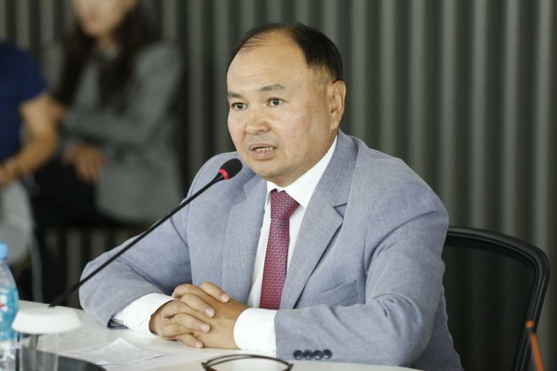 Ерлан Саиров: У казахстанцев должна повыситься социальная ...