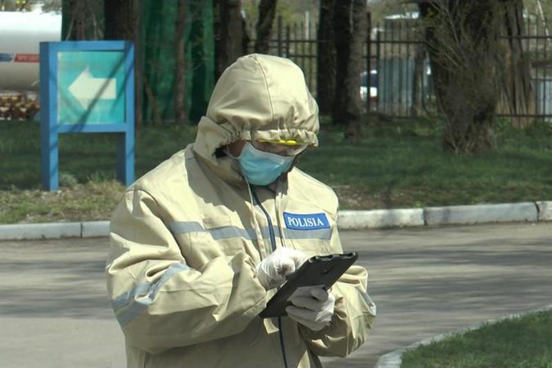 В полиции Алматы отказались от приобретения защитных костюмов на 125 млн тенге