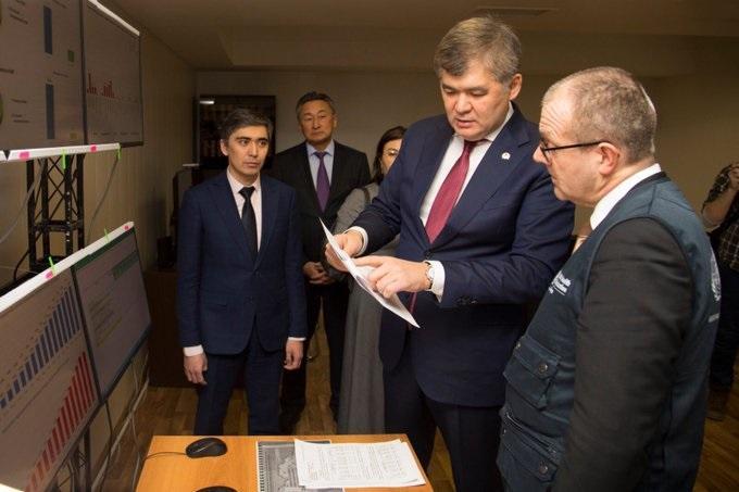 ВОЗ поставила Казахстан в пример в борьбе с коронавирусом