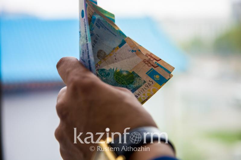 Соцвыплату 42 500 тенге можно получить на мобильные номера