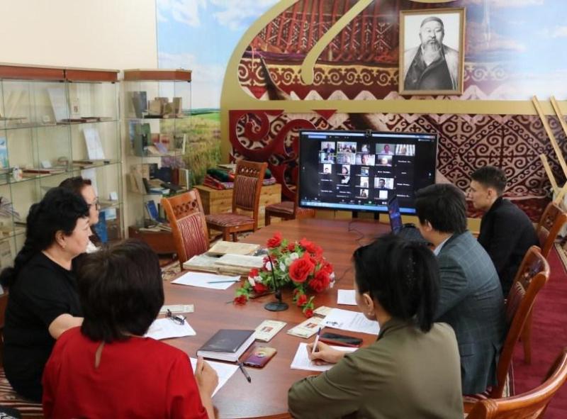 100 томов по вопросам абаеведения планируют издать в Казахстане