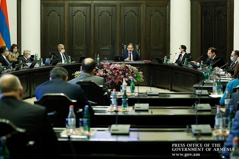 Режим ЧП в Армении продлен до 13 июня