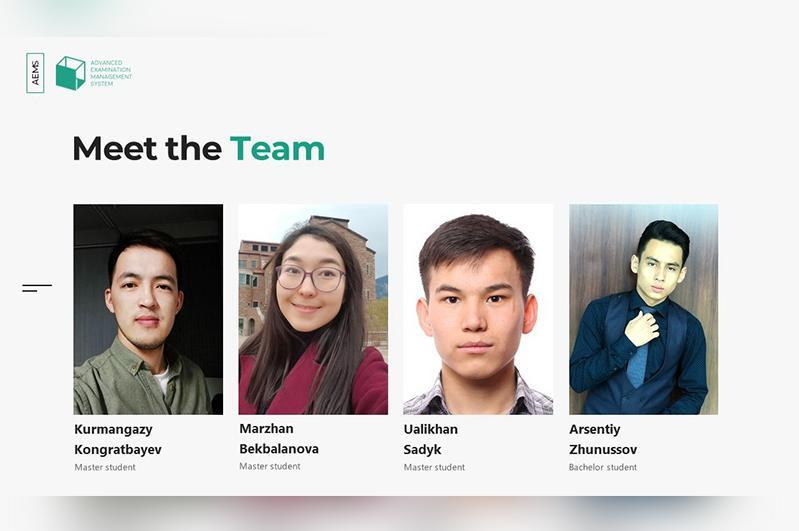 Kazakhstan team becomes finalist of Microsoft int'l contest