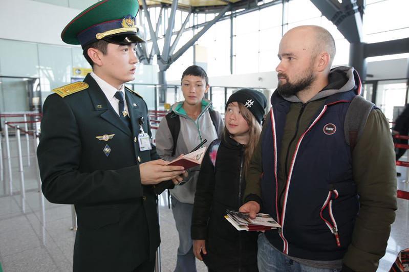 Определен порядок пересечения госграницы Казахстана на период карантина