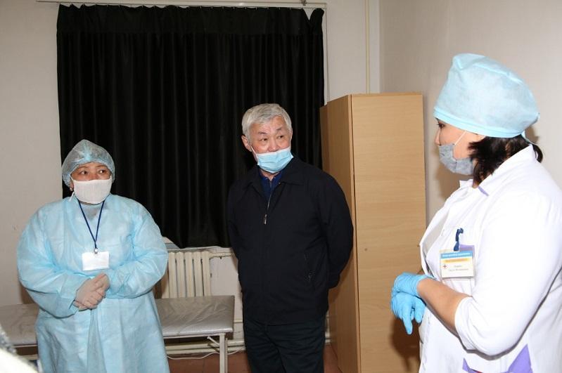 Разработкой вакцин от коронавируса занимаются ученые НИИ в Жамбылской области