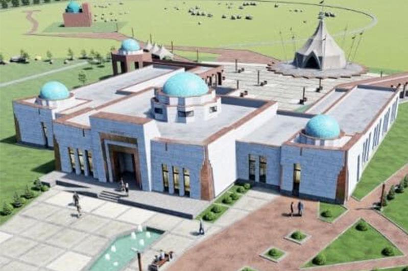 术赤汗历史文化综合体项目工作已启动