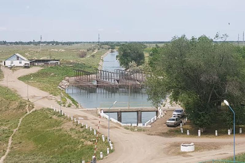 Жамбыл облысында бірнеше су қоймасы салынбақ