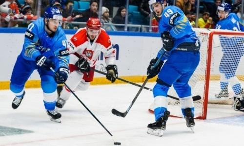 Хоккейден ӘЧ-2020: Қазақстан құрамасы Финляндиядан ұтылып қалды