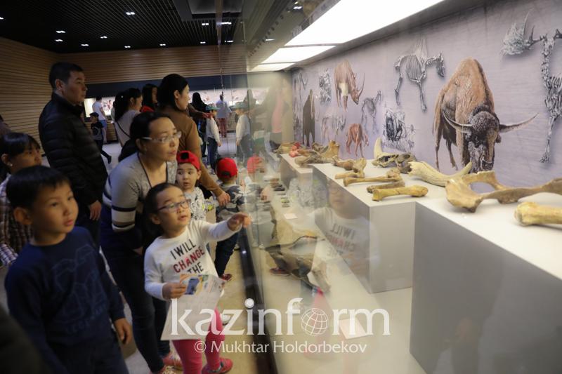Бүгін – Халықаралық музей күні