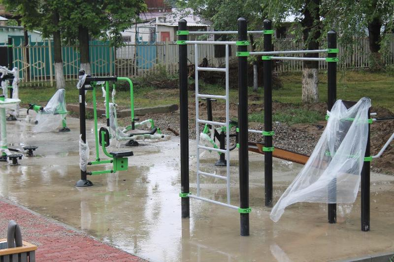 Жамбыл облысында спорт нысандары көбейеді