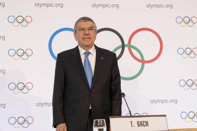 IOC and WHO sign agreement to promote health through sport