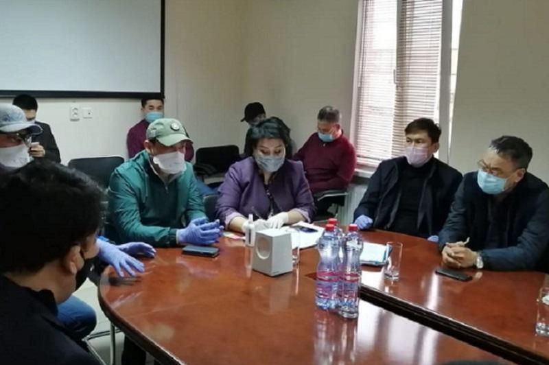 Спецкомиссия по коронавирусу на Тенгизе: итоги первого дня