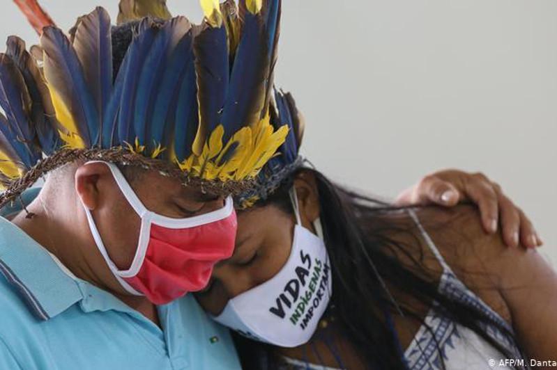 Бразилия коронавирус тарқалиши бўйича учинчи ўринга кўтарилди