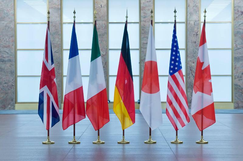 G7探讨向发展中国家低价提供新冠药