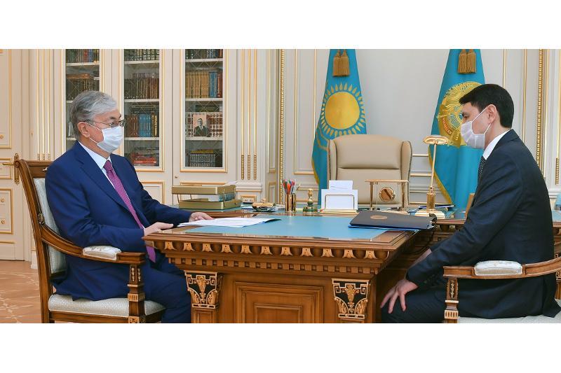 Президент жаңа Қаржы министріне бірқатар нақты тапсырма берді