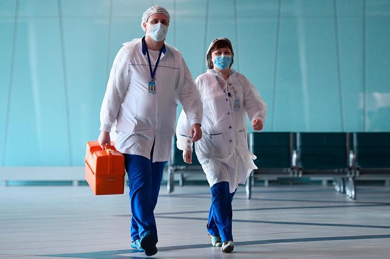 俄罗斯新冠肺炎累计确诊人数突破30万