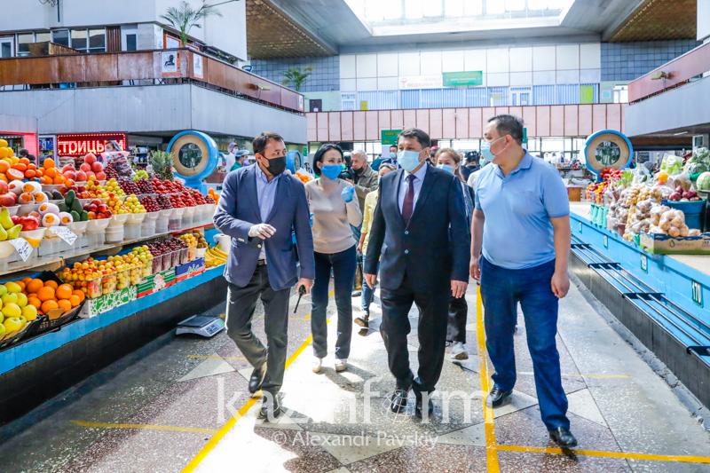 Рейд по открывшимся объектам в Алматы: комиссия выявила грубые нарушения