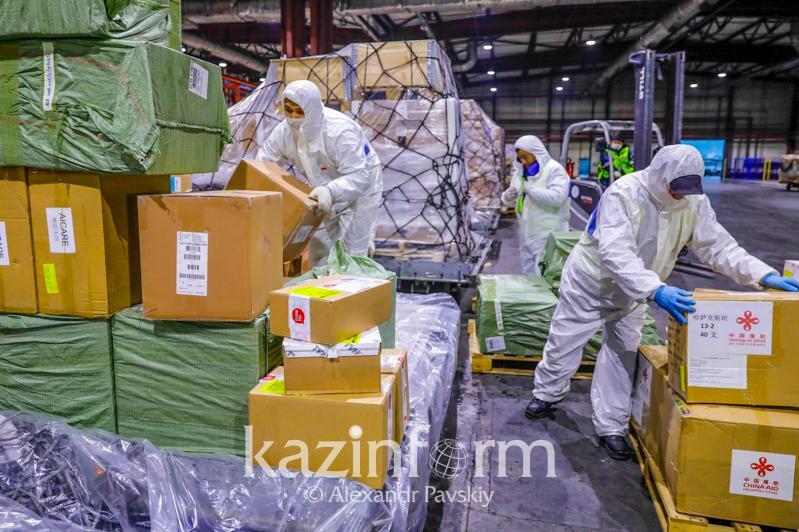 Пандемия жарияланғалы Қазақстанға қай елдерден гуманитарлық көмек келді
