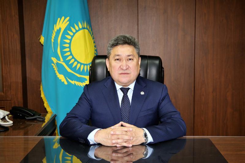 贾兹勒别克·叶尔肯吾勒出任江布尔州副州长
