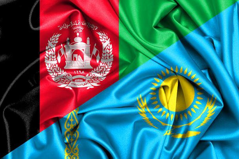 Казахстан оказал продовольственную помощь Афганистану