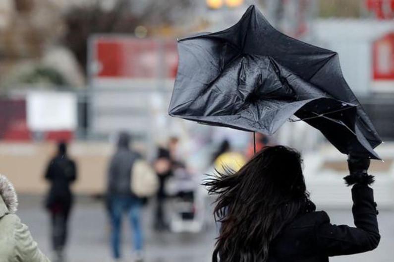 О шторме предупредили жителей нескольких областей