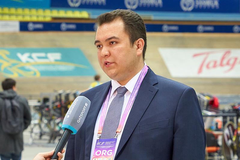 Генсек Казахстанской федерации велосипедного спорта Тулпар Мансуров покинул свой пост