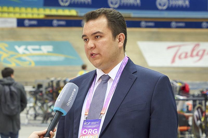 Қазақстан велоспорт федерациясының бас хатшысы Тұлпар Мансұров қызметінен кетті