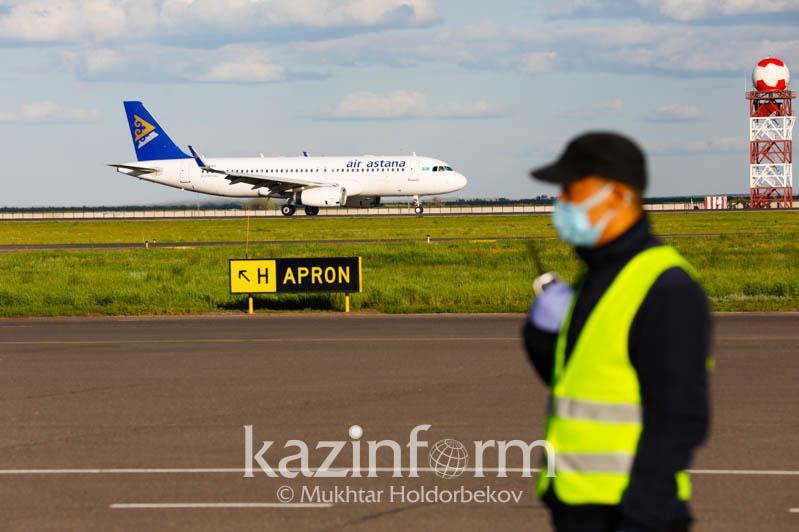 С 25 мая возобновляются внутренние авиарейсы из Атырау