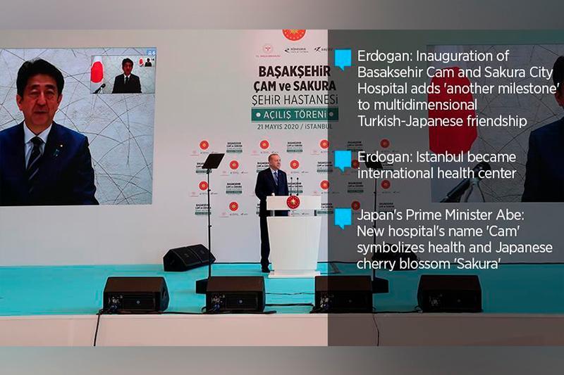 Turkey opens major hospital in Istanbul