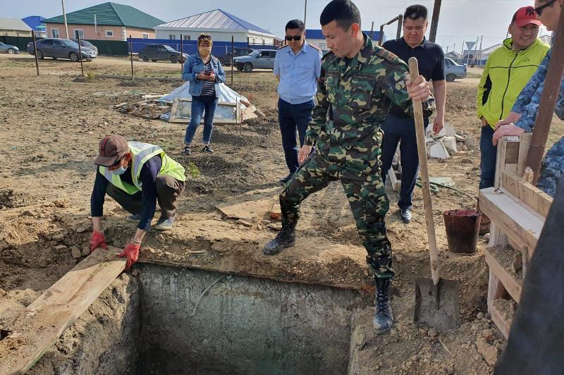 Тело пропавшего полуторагодовалого ребенка в Атырау найдено в септике