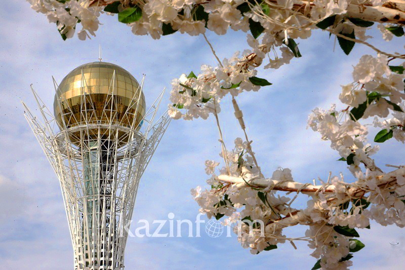 Hot weather without precipitations expected in Kazakhstan