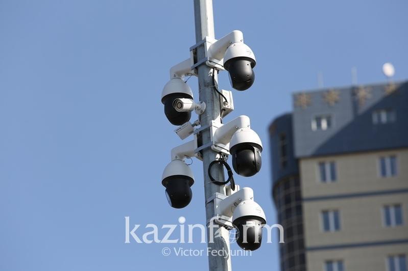 «Сергек» камералары Алматыдағыжол апатының азаюына ықпал етті