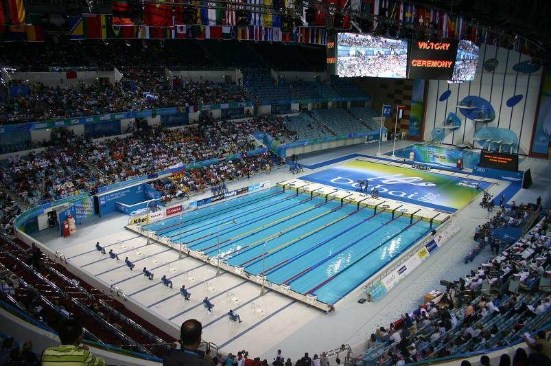 Названы новые даты чемпионата мира по плаванию