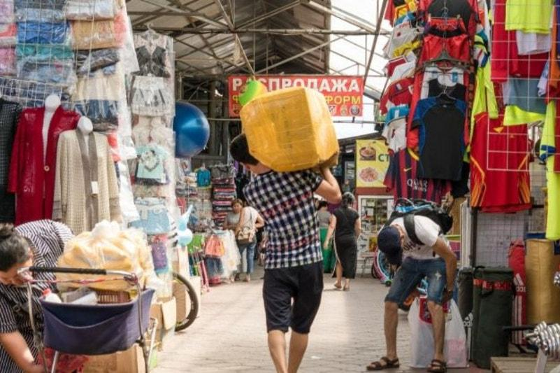 Непродовольственные рынки в Алматы начнут работу с 1 июня