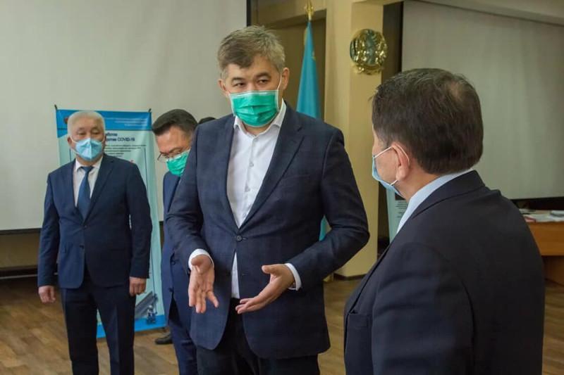 Коронавирустың алдын алу мен емдеудің қазақстандық әдісі әзірленбек