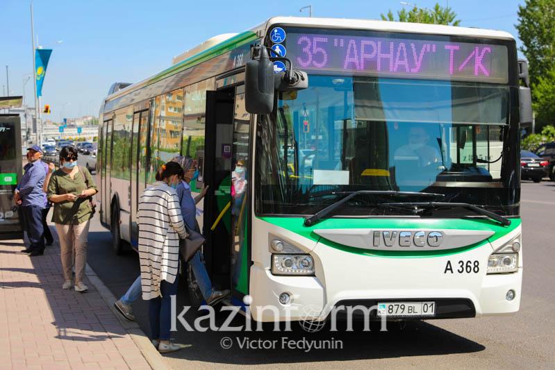 Жителям столицы запрещается заходить в автобусы без маски – глава CTS