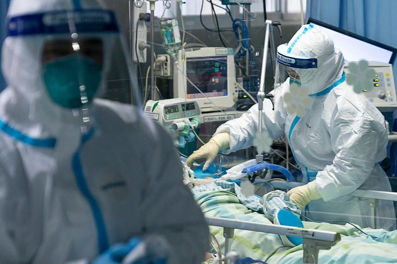 Коронавирус: Бес өңірде 9 науқас реанимациядан шығарылды