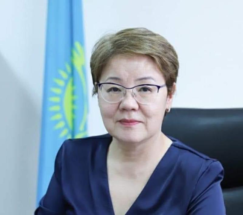 Жамал Жаманбаева назначена руководителем управления здравоохранения Мангыстауской области