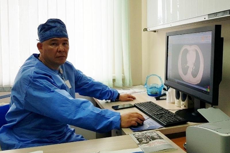 Рентгенолог из Караганды: Даже у бессимптомных больных коронавирусом в легких происходят изменения