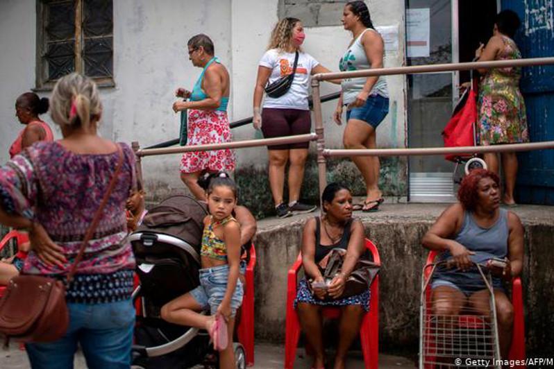 برازيليا كوروناۆيرۋس جۇقتىرعاندار سانى بويىنشا الەمدە ەكىنشى ورىنعا شىقتى