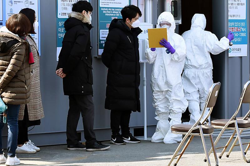 Оңтүстік Корея карантин талабын сақтамаған 17 шетелдікті  депортациялады