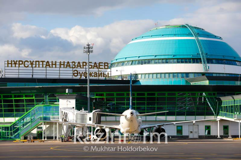 Провожающие могут пройти в здания аэропортов с 25 мая