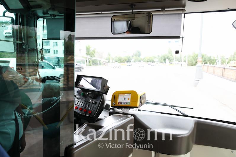 ШҚО-да бүгіннен бастап облысішілік автобустар жолға шықты