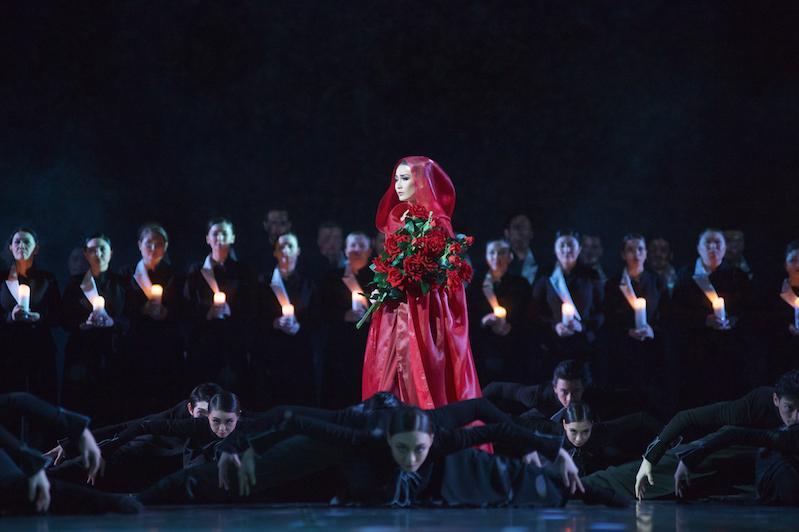 Постаралась передать свое видение Любви – прима-балерина Айгерим Бекетаева о роли в балете «Бетховен-Бессмертие-Любовь»